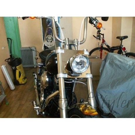 Kryt za přední světlo Harley Wide Glide 2010