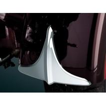 Chromované ozdoby zadní části blatníku Harley Davidson Trike