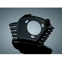 Černý kryt servo motoru ovládání plynu Harley Davidson