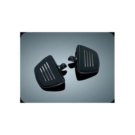 Černé mini plotny s adaptéry