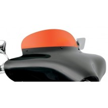 Plexisklo Memphis Shades pro přední masku Metric - Harley Davidson - výška plexi 12,7 cm