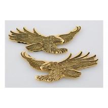 Emblém zlatý orel