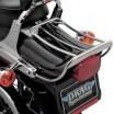 Chromovaný nosič Harley Davidson