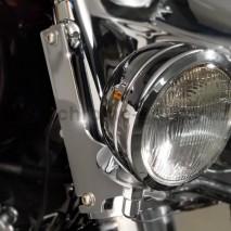 Montážní sada pro plexi SwitchBlade 2UP Harley Davidson