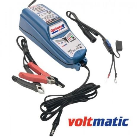 Nabíječka OptiMate 5 Voltmatic 6/12 TecMate