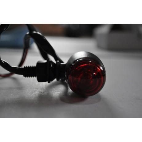 Černé blinkry Bullet