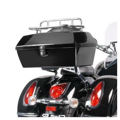 Zadní kufr s nosičem a opěrkou spolujezdce