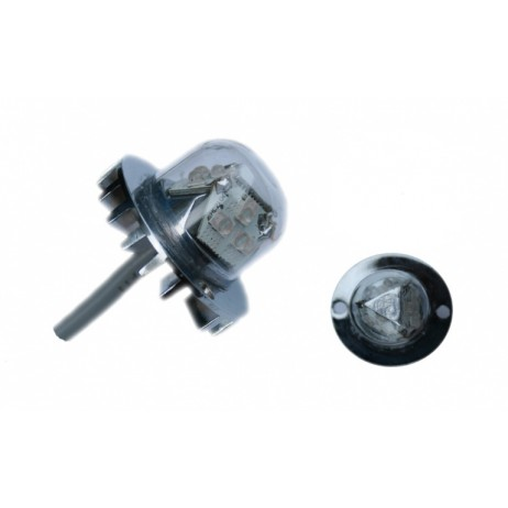 LED stroboskop H2100 - bílý