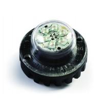 LED stroboskop H2100 - modročervený