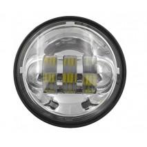 LED bílá přídavná světla pro Harley Davidson