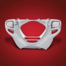 Přední chromovaná maska