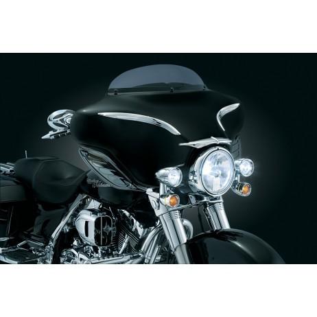 AirMaster® Dragon Wing™ deflektory Harley Davidson