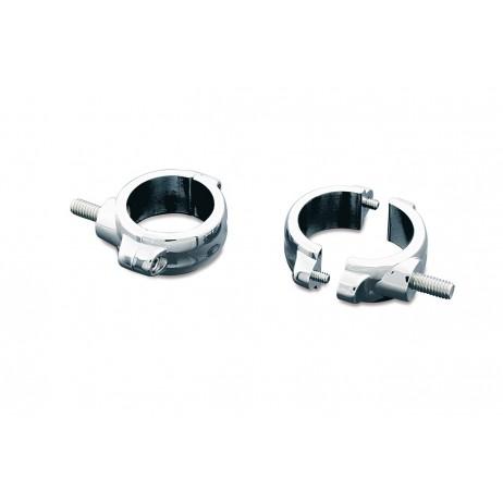 Dvoudílná objímka přední vidlice 49 mm