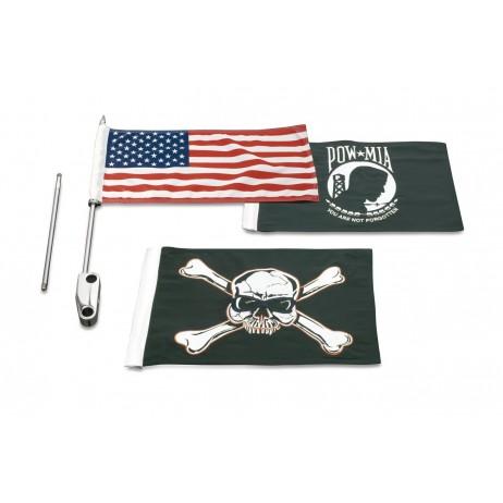 Montážní sada držáku vlajky