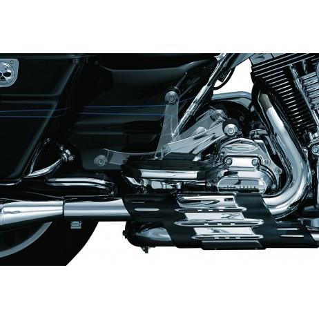 Stavitelné stupačky spolujezdce Harley Davidson