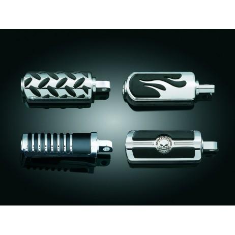 ISO®-Stirrups opěrka paty řidiče Harley Davidson