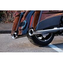 Crusher Mufflers pro Harley Davidson Touring Modely