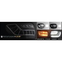 Přídavná LED světla Goldwing GL1800