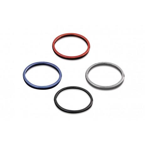 Černý kroužek ruček