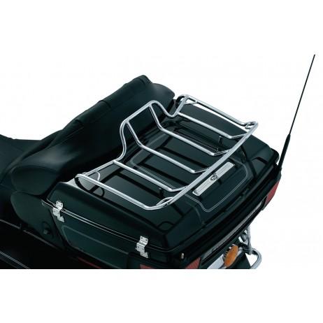 Chromovaný nosič na horní kufr