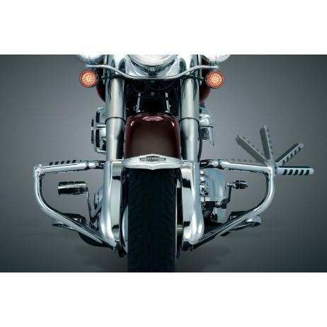 Chromovaný padací rám Ergo™ Plus s předkopy Harley Davidson