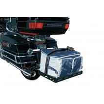 Nosič zavazadel na tažné zařízení