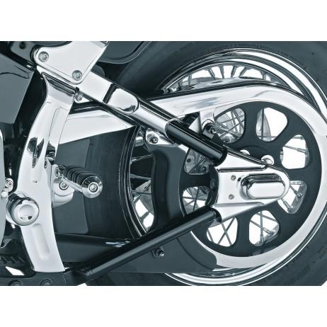 Chromované kryty rámu Boomerang Harley Davidson