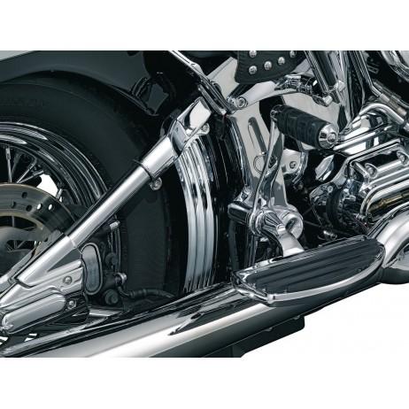 Vnitřní chromovaný zadní blatník Harley Davidson
