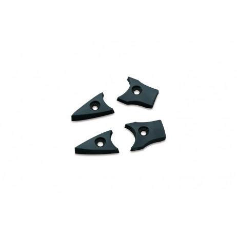Náhradní gumy pro stupačky ISO-Large