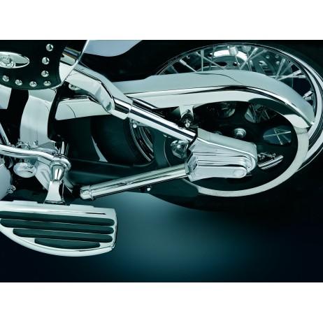 Chromovaný kryt rámu Swingarm Harley Davidson