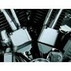 Chromovaný kryt víka motoru Harley Davidson