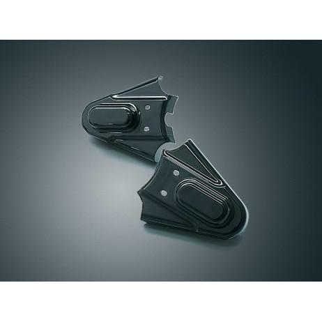 Kryty osky zadního kola Harley Davidson Gloss Black