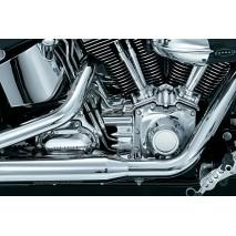 Chromovaný kryt zadního válce Harley Davidson Softail