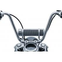 Chromovaný reproduktor RoadThunder® na řídítka