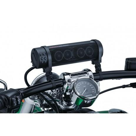 Černý reproduktor RoadThunder® na řídítka