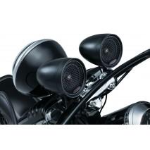 Černé reproduktory RoadThunder®