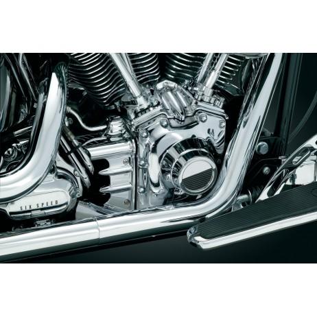 Chromovaný kryt bloku motoru Harley Davidson Twin Cam