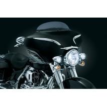 Chromovaná mračítka Harley Davidson