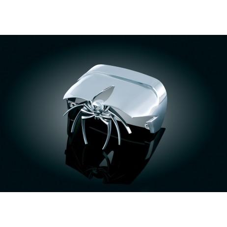 Chromovaný ozdobný kryt zadního světla, pavouk