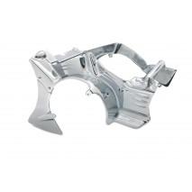 Chromované kryty motorů Honda VTX1800