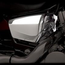 Boční chromovaný kryt Honda