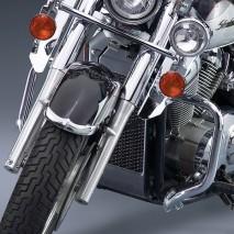 Chromované padací rámy Paladin Honda