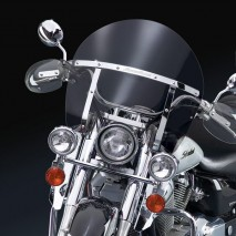 Kouřové plexisklo SwitchBlade Chopped Honda