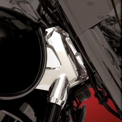 Chromovaný kryt krku rámu Honda VTX 1300