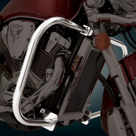 Chromovaný padací rám Honda VTX1800