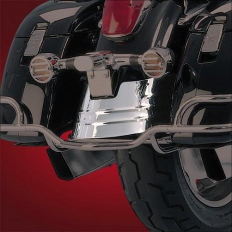 Chromované prodloužení zadního blatníku Honda Valkyrie