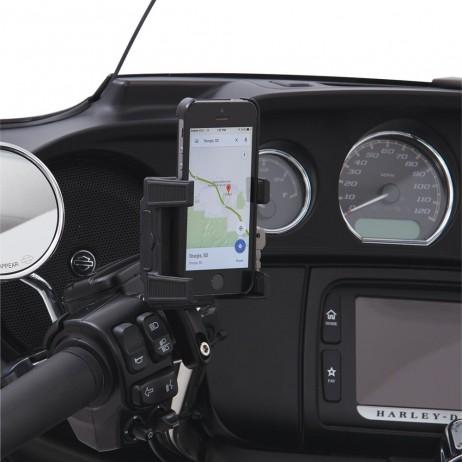CIRO Držák telefonu a GPS s nabíječkou