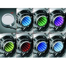 INFINITY RGB osvětlený kryt motoru