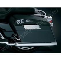 Zombie™ potahy bočních kufrů Harley Davidson