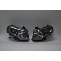 Hlavní světlomety pro Honda Goldwing 1800 a F6B